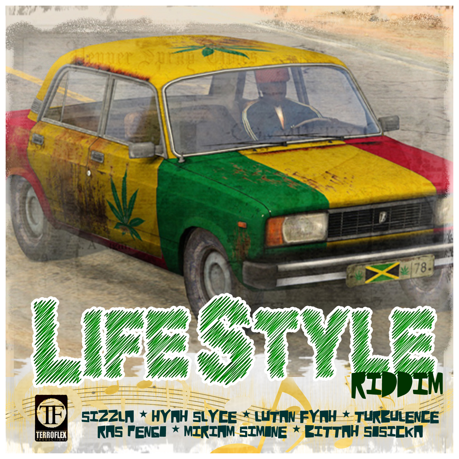 LIFESTYLE-RIDDIM-TERROFLEX-PRODUCTIONS-COVER-ARTWORK