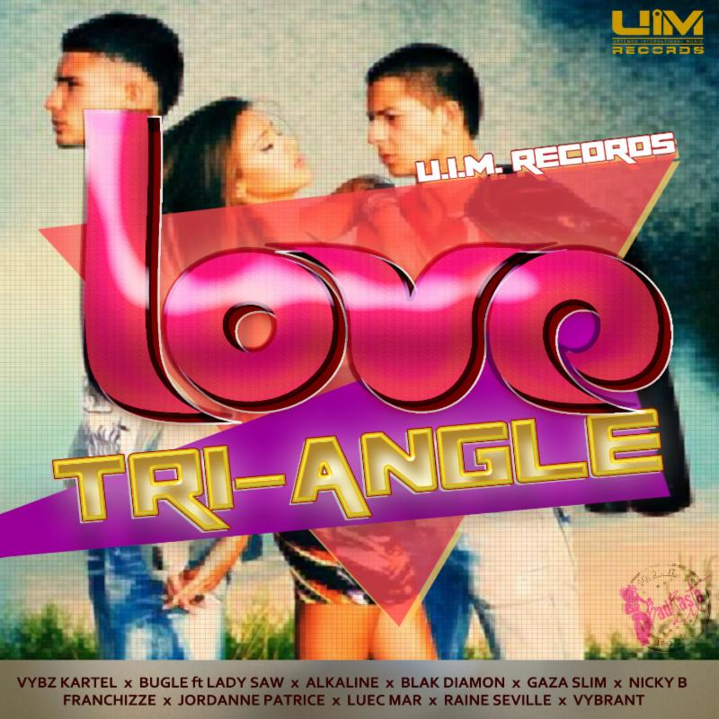 ALKALINE – 123 (CLEAN) – LOVE TRI-ANGLE RIDDIM – UIM RECORDS
