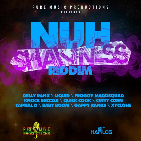 Nuh-Shakiness-Riddim-Pure-Music-Productions-cover