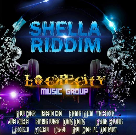 Shella-Riddim-Lockcity-Records-Truckback-Records-cover-artwork