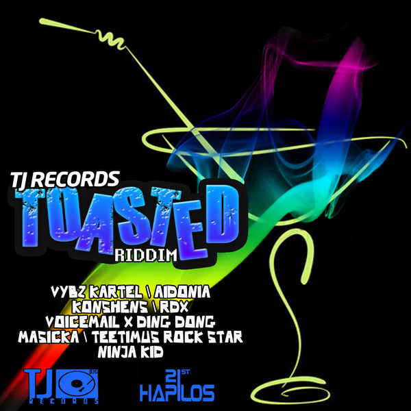 TOASTED-RIDDIM-TJ-RECORDS KONSHENS - BIG PEOPLE TING (RAW) - TOASTED RIDDIM - TJ RECORDS