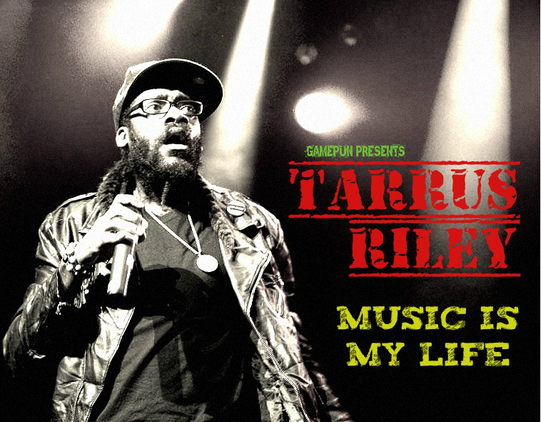 Tarrus-Riley-Music-Is-My-Life-EP-Cover