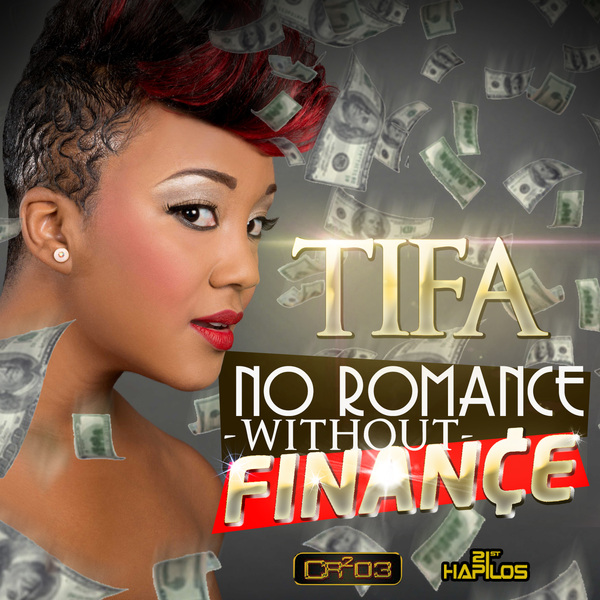 Tifa-No-Romance-Without-Finance-Zj-Chrome-Cr203-Records-cover-artwork