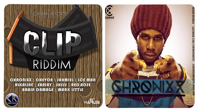 CHRONIXX – WHEN I SEE YOU – CLIP RIDDIM – CAHBAN REKORDS