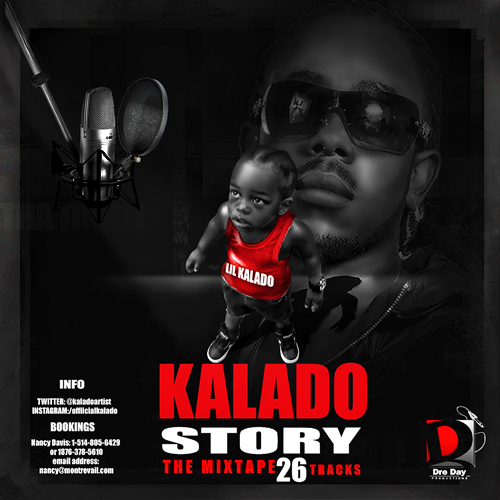 KALADO – STORY (MIXTAPE)