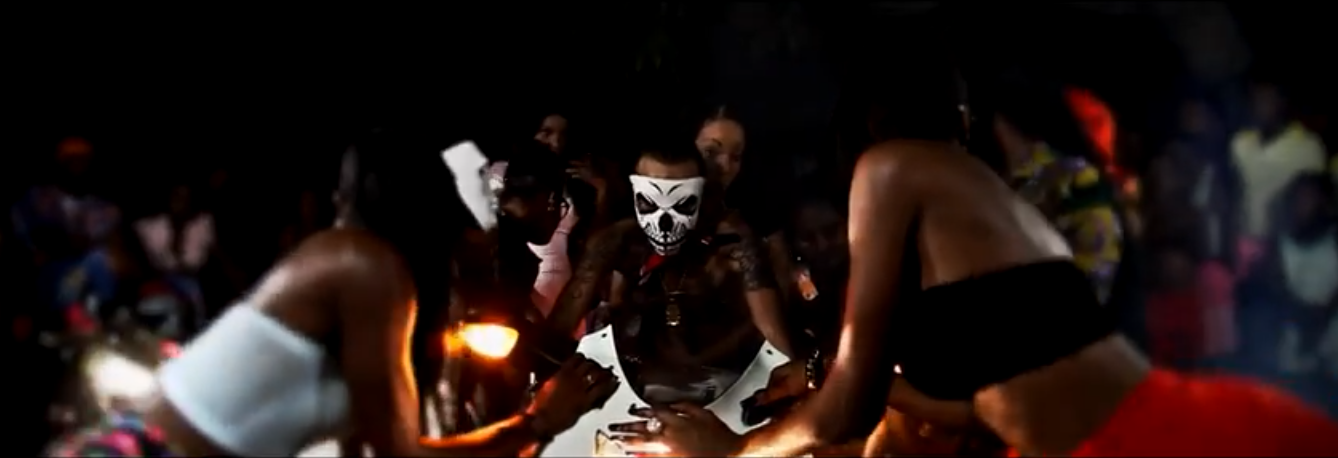 TOMMY LEE SPARTA – VIBES INNA DIS – MUSIC VIDEO