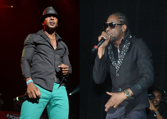 BOUNTY KILLER & MR. VEGAS WAR ON TWITTER