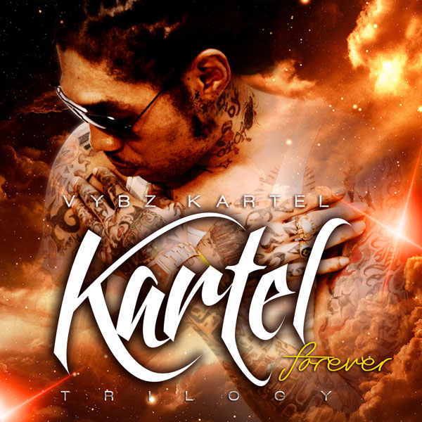 "VYBZ KARTEL – ""KARTEL FOREVER"" THREE DISC ALBUM (TAD'S RECORDS)"