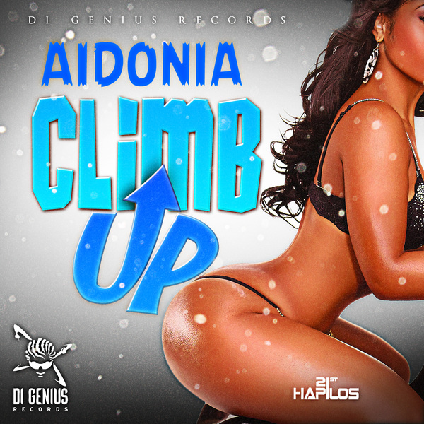 AIDONIA-CLIMB-UP-DI-GENIUS-RECORDS-COVER
