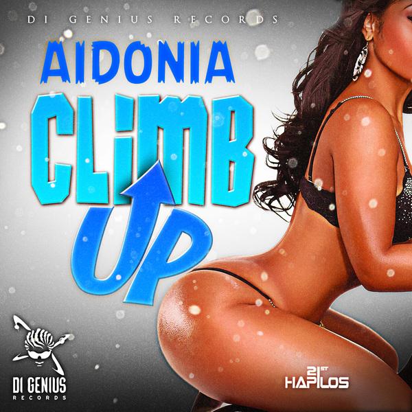 AIDONIA – CLIMB UP (RAW) – DI GENIUS RECORDS