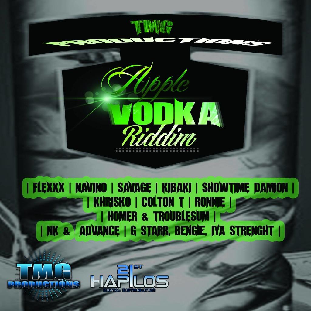 Apple-Vodka-Riddim-TMG-Productions-Cover