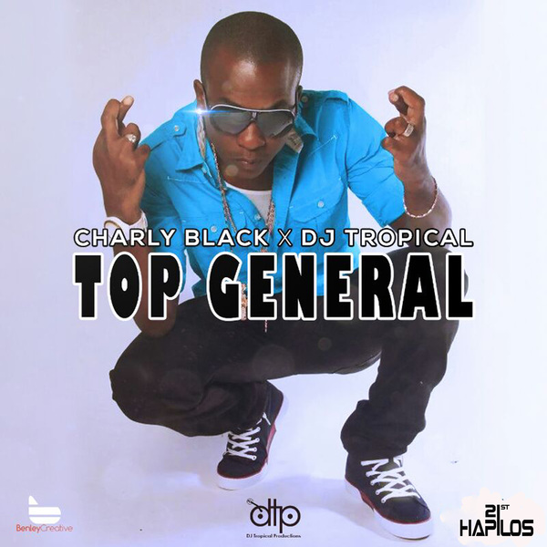 CHARLY-BLACK-TOP-GENERAL-DJ-TROPICAL-PRODUCTIONS-COVER