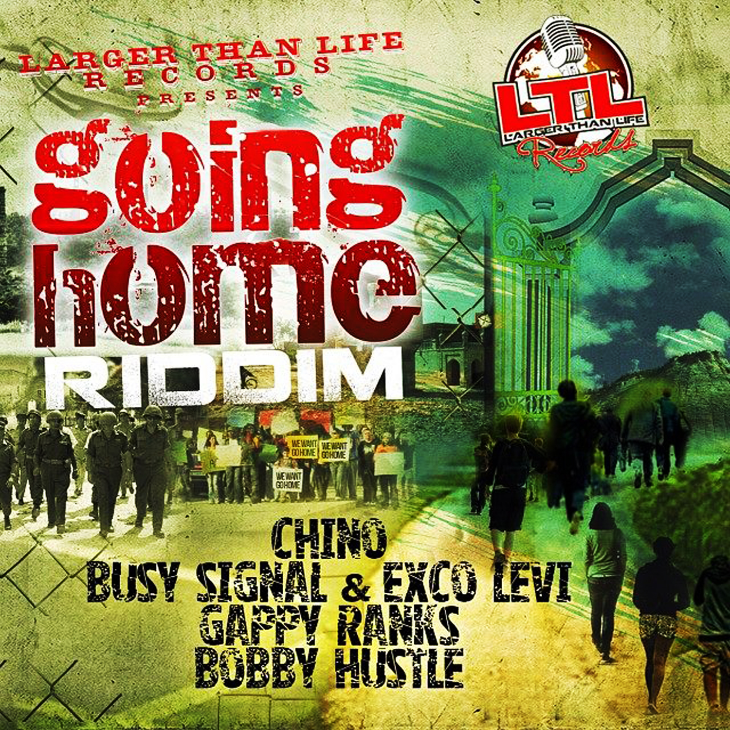 CHINO-LARGER-THAN-LIFE-GOING-HOME-RIDDIM-LARGER-THAN-LIFE-RECORDS-COVER