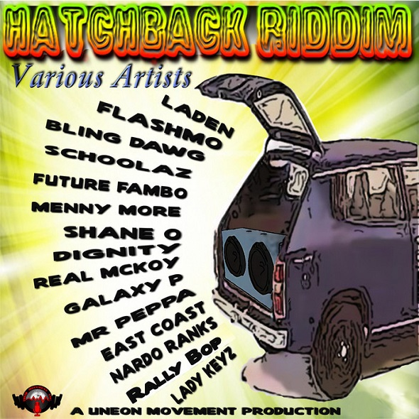 Hatchback-Riddim-Uneon-Movement-Production-Cover