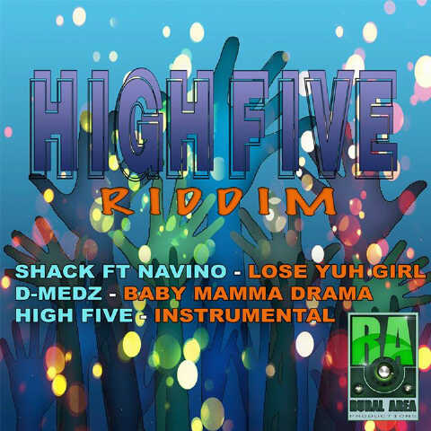 High-Five-Riddim-rural-area-productions-cover