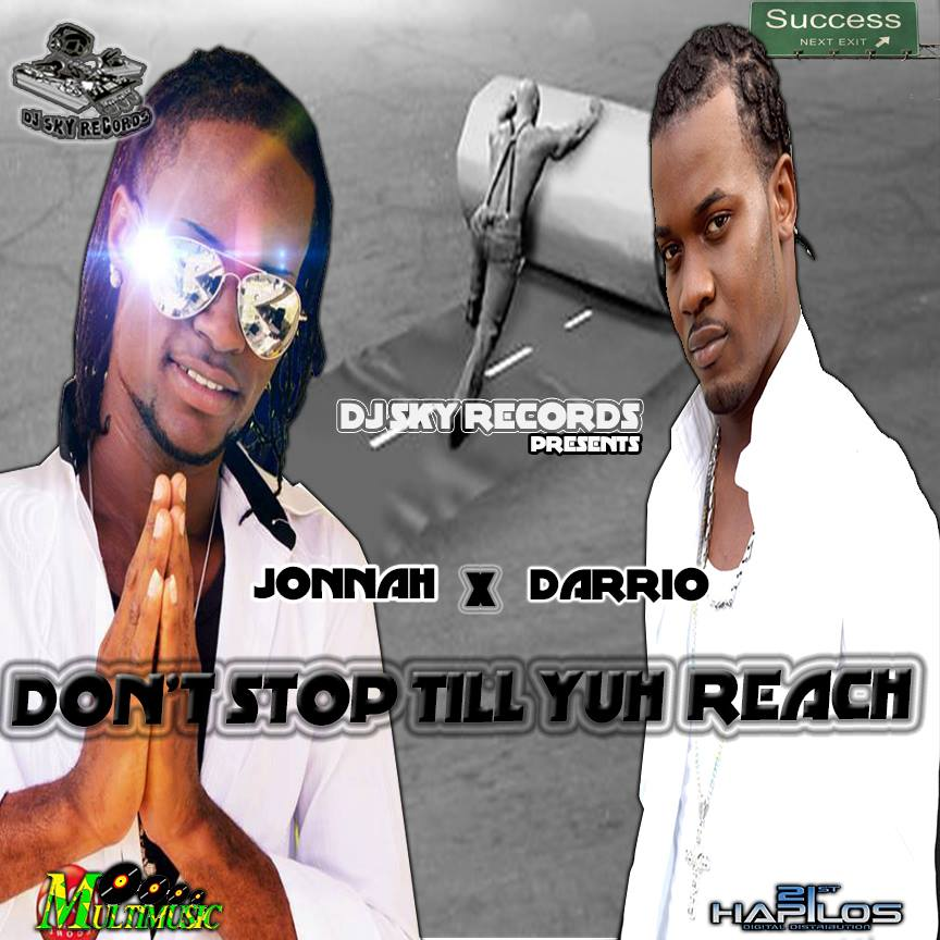 JONNAH FT DARRIO – WORD SOUND POWER – S*X CLIMAXX RIDDIM – DJ SKY RECORDS