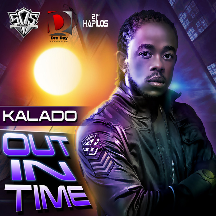 KALADO-OUT-IN-TIME-DRE-DAY-PRODUCTIONS-COVER