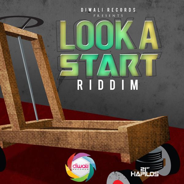 Look-A-Start-Riddim-Diwali-Records LOOK A START RIDDIM - DIWALI RECORDS