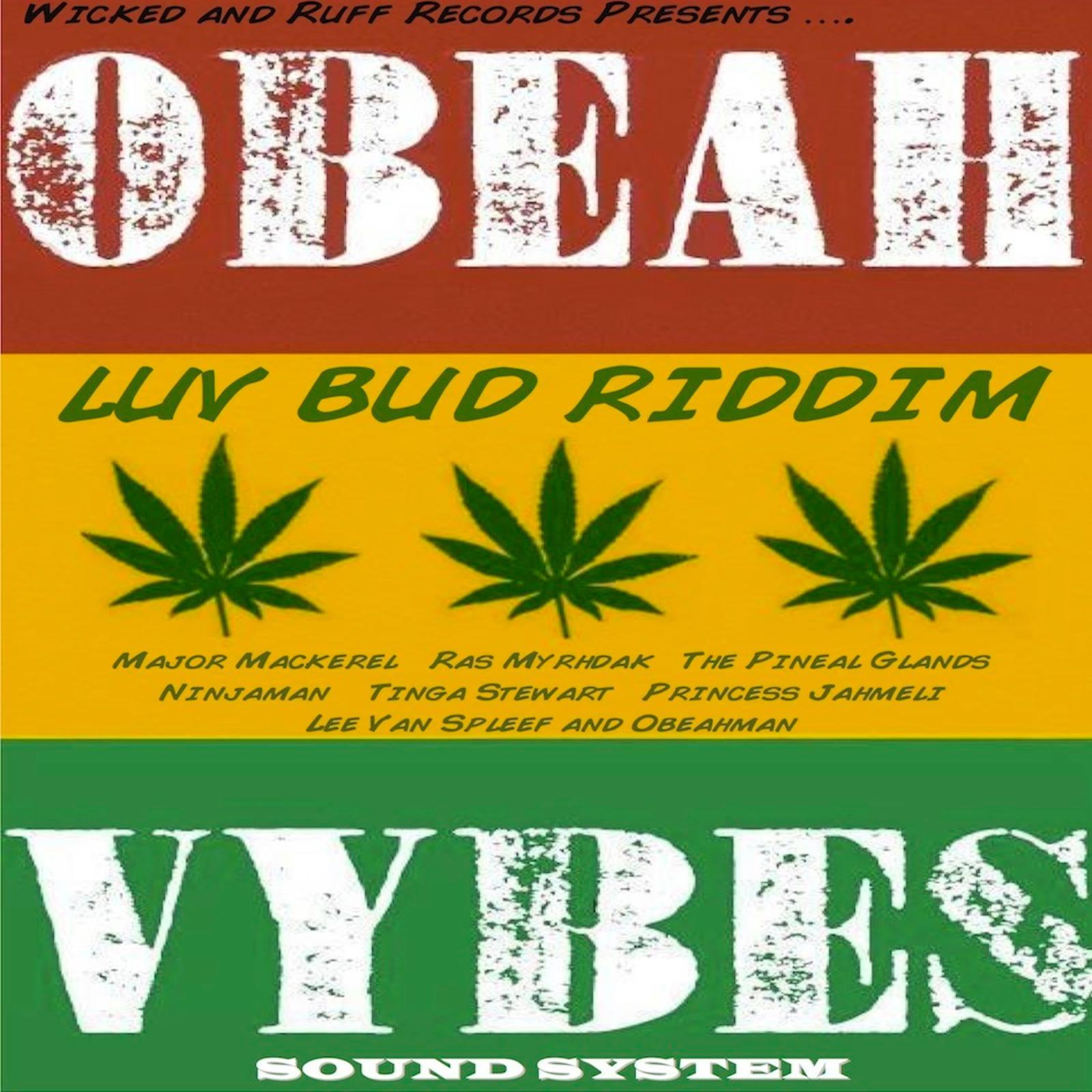 Luv-Bud-Riddim-Wicked-Ruff-Records-Cover