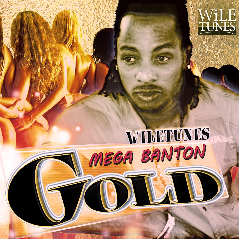 MEGA BANTON – GOLD – WILETUNES