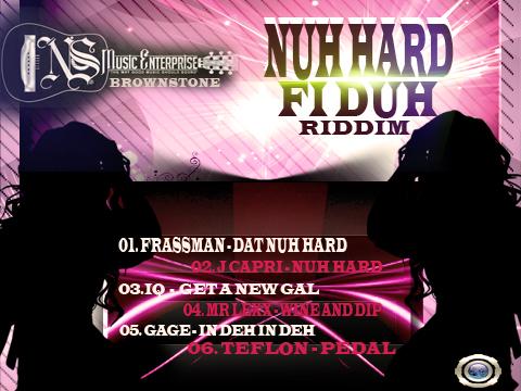 Nuh-Hard-Fi-Duh-Riddim-NS-Music-Enterprises-Cover