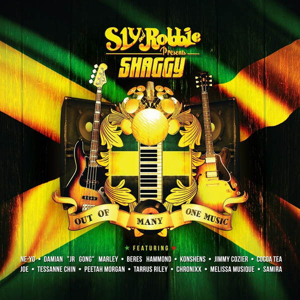 """SHAGGY FT DAMIAN """"JR GONG"""" MARLEY & CHIOMA – CRAZY – OUT OF MANY, ONE MUSIC – RANCH ENTERTAINMENT"""