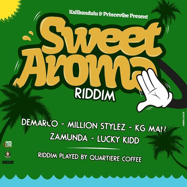 Sweet-Aroma-Riddim-Princevibe-Kalibandulu-Quartiere-Coffee-Cover
