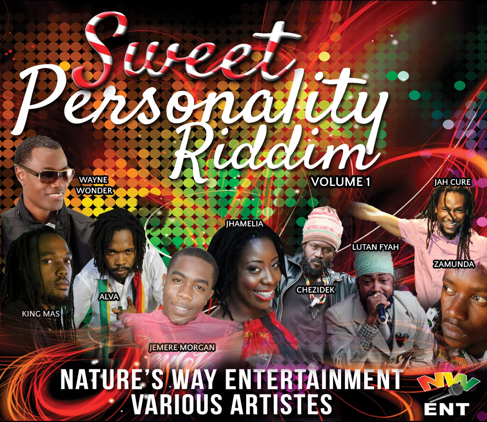 Sweet-Personality-Riddim-Natures-Way-Entertainment-Cover