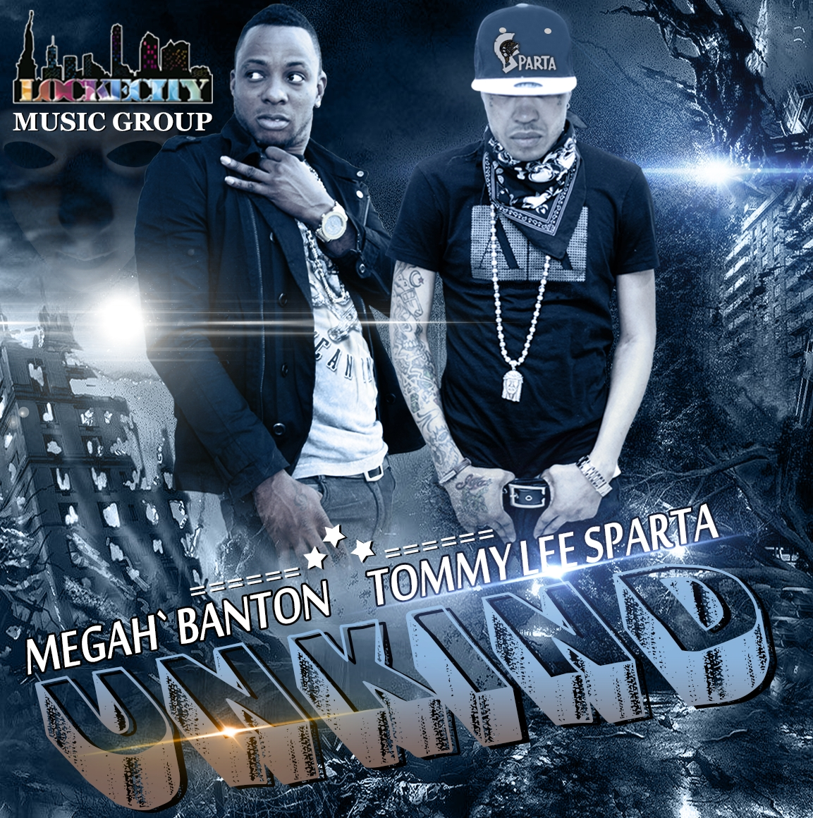 TOMMY LEE AND MEGAH BANTON – UNKIND (EDIT & RAW) – LOCKECITY MUSIC GROUP