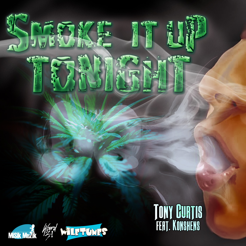 TONY CURTIS & KONSHENS – SMOKE IT UP (MAIN MIX & STREET MIX) – WARD 21 & WILETUNES