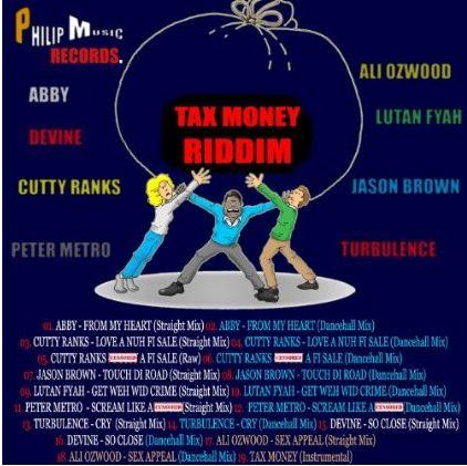 Tax-Money-riddim-Philip-Music-Cover