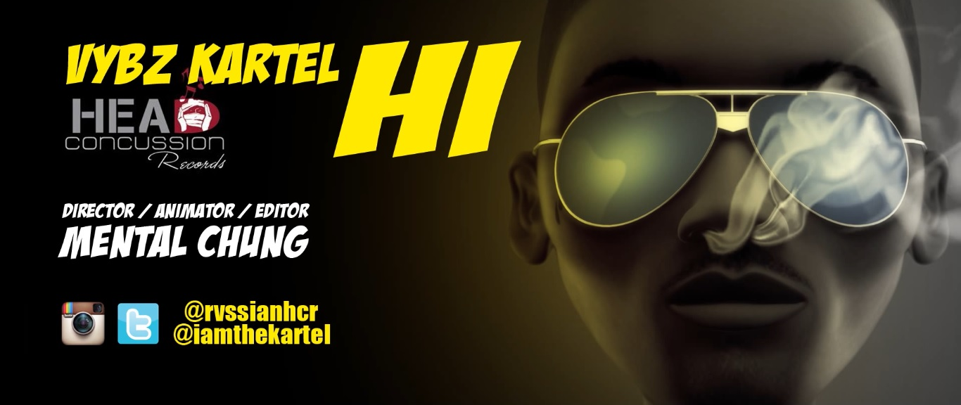 VYBZ KARTEL – HI – MUSIC VIDEO