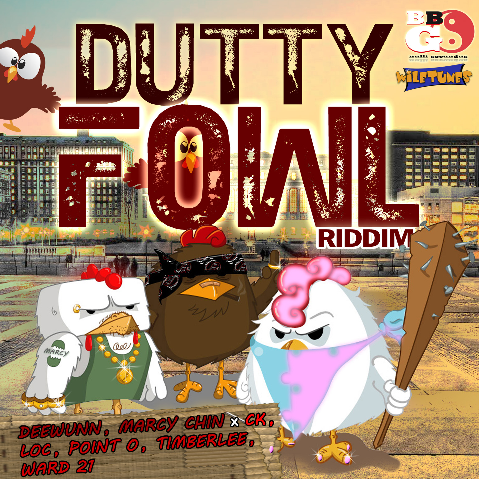dutty-fowl-riddim-wiletunes-cover