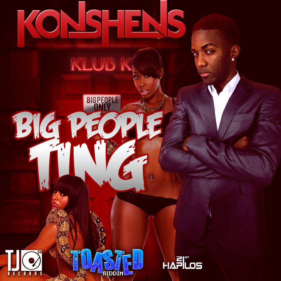 KONSHENS – BIG PEOPLE TING – MUSIC VIDEO