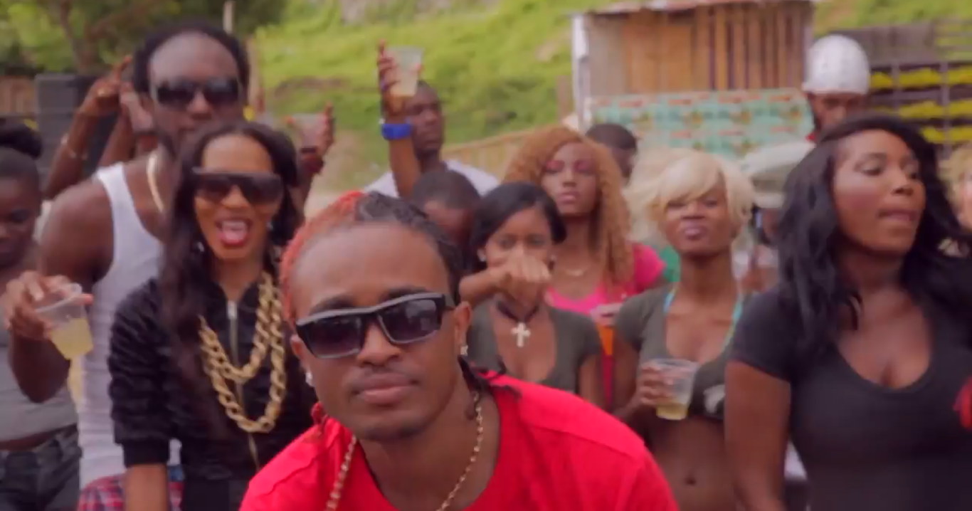 PATEXX FT KEIVA & SADIKI – PARTY NICE – MUSIC VIDEO