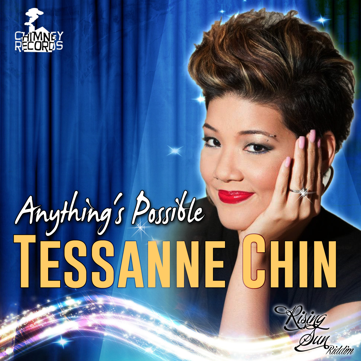 tessanne-chin-anythings-possible-rising-sun-riddim-chimney-records-Cover