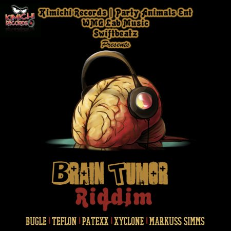 Brain-Tumor-Riddim-Cover