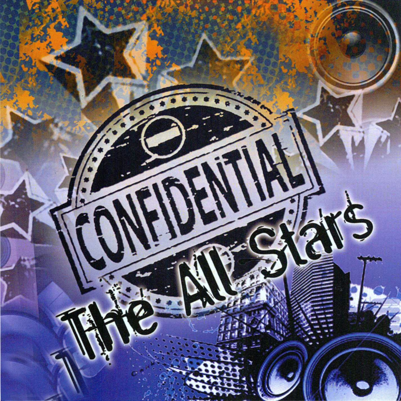 CONFIDENTIAL-THE-ALL-STARS-SLENG-TENG-RECORDS-artwork
