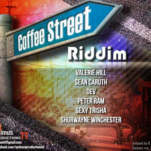 COFFEE STREET RIDDIM – OPTIMUS PRODUCTIONS