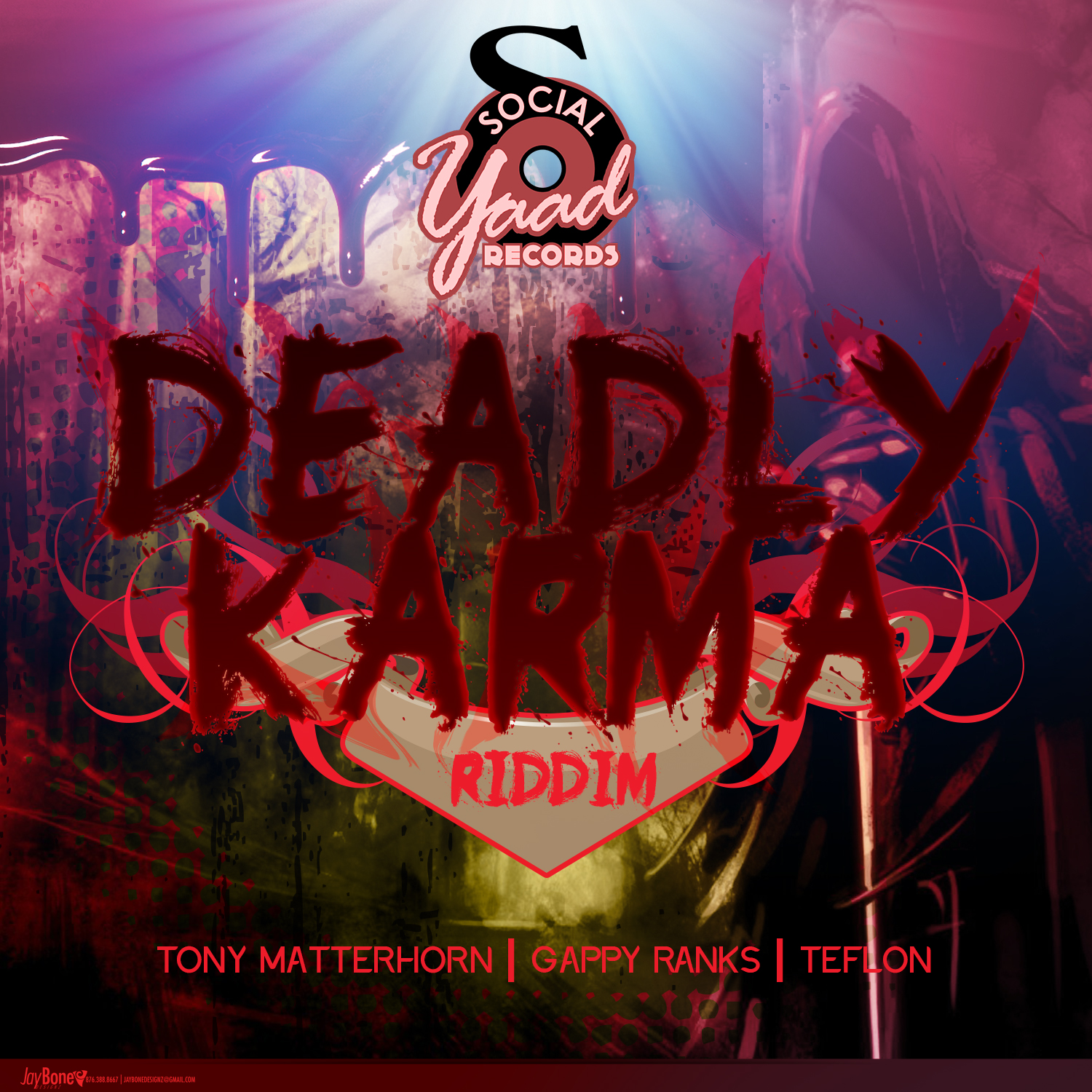Deadly-Karma-Riddim-SocialYaad-Records-Cover