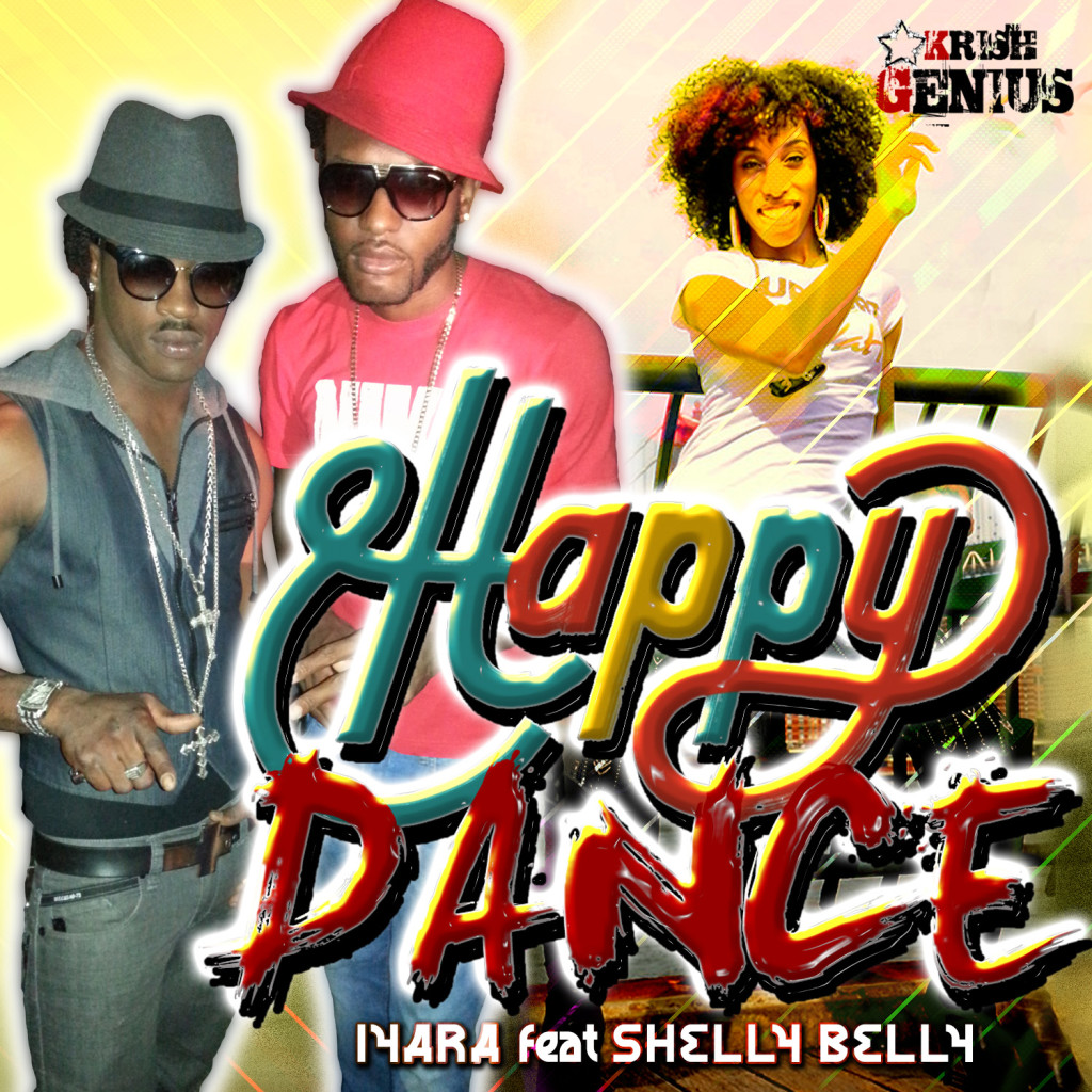IYARA-FT-SHELLY-BELLY-HAPPY-DANCE-KRISH-GENIUS-MUSIC-COVER