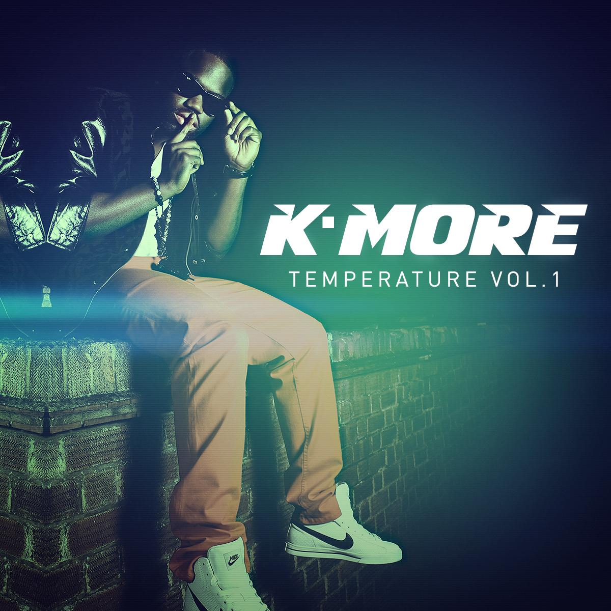 K'MORE – TEMPERATURE VOL.1 – MIXTAPE