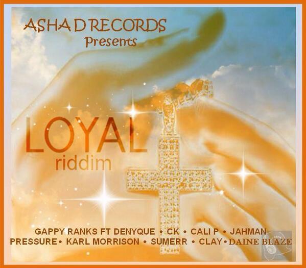 CALI P – JAH NEVER FAIL I – LOYAL RIDDIM – ASHA D RECORDS