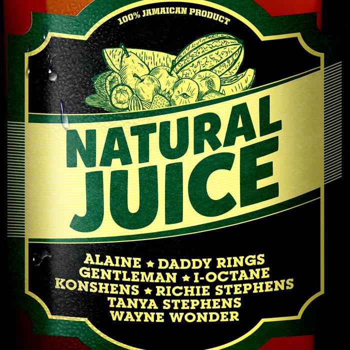NATURAL JUICE RIDDIM – KINGSTONE RECORDS