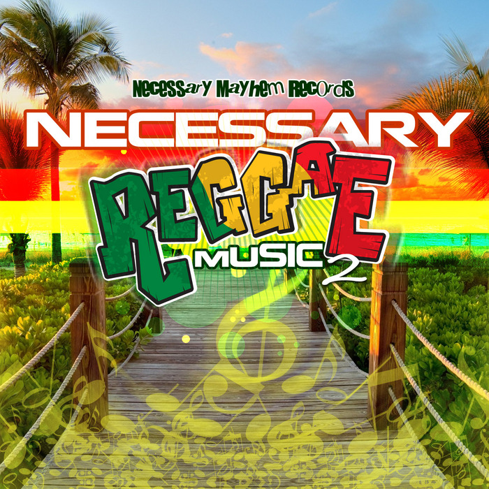 Necessary-Reggae-2-Mayhem-Records-Cover