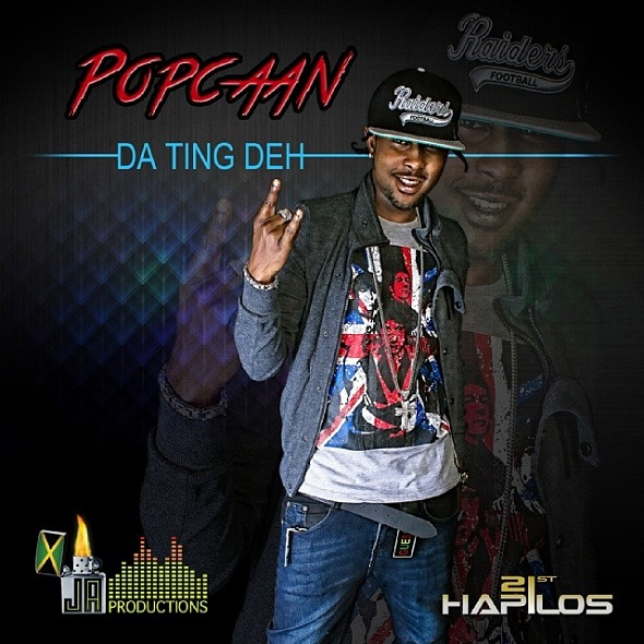 POPCAAN-DA-TING-DEH-RAW-OVERDRIVE-RIDDIM-JA-PRODUCTIONS-Cover