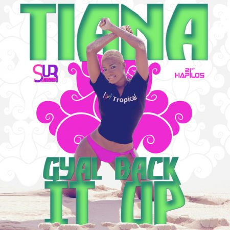 TIANA-GYAL-BACK-IT-UP-SO-UNIQUE-RECORDS-COVER