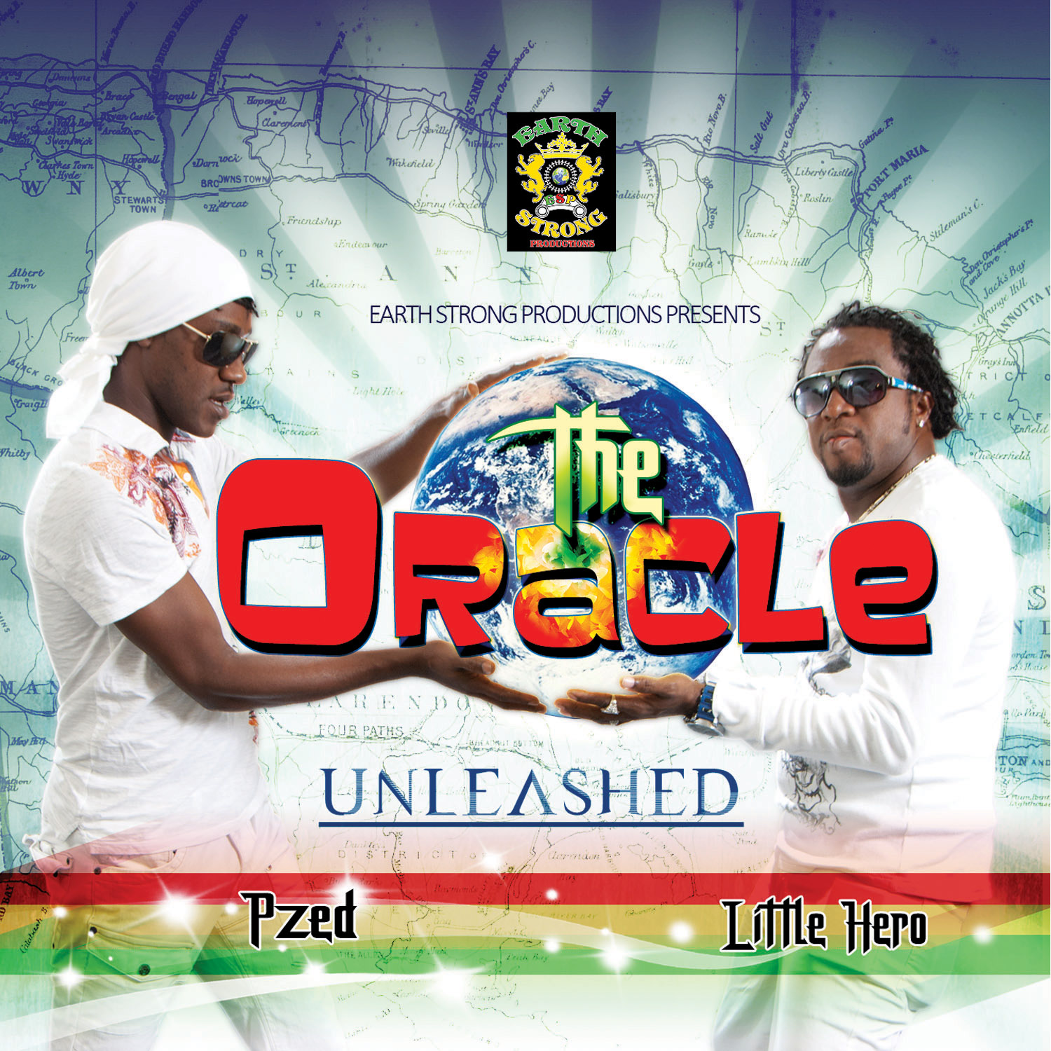 PZED & LITTLE HERO – THE ORACLE UNLEASHED