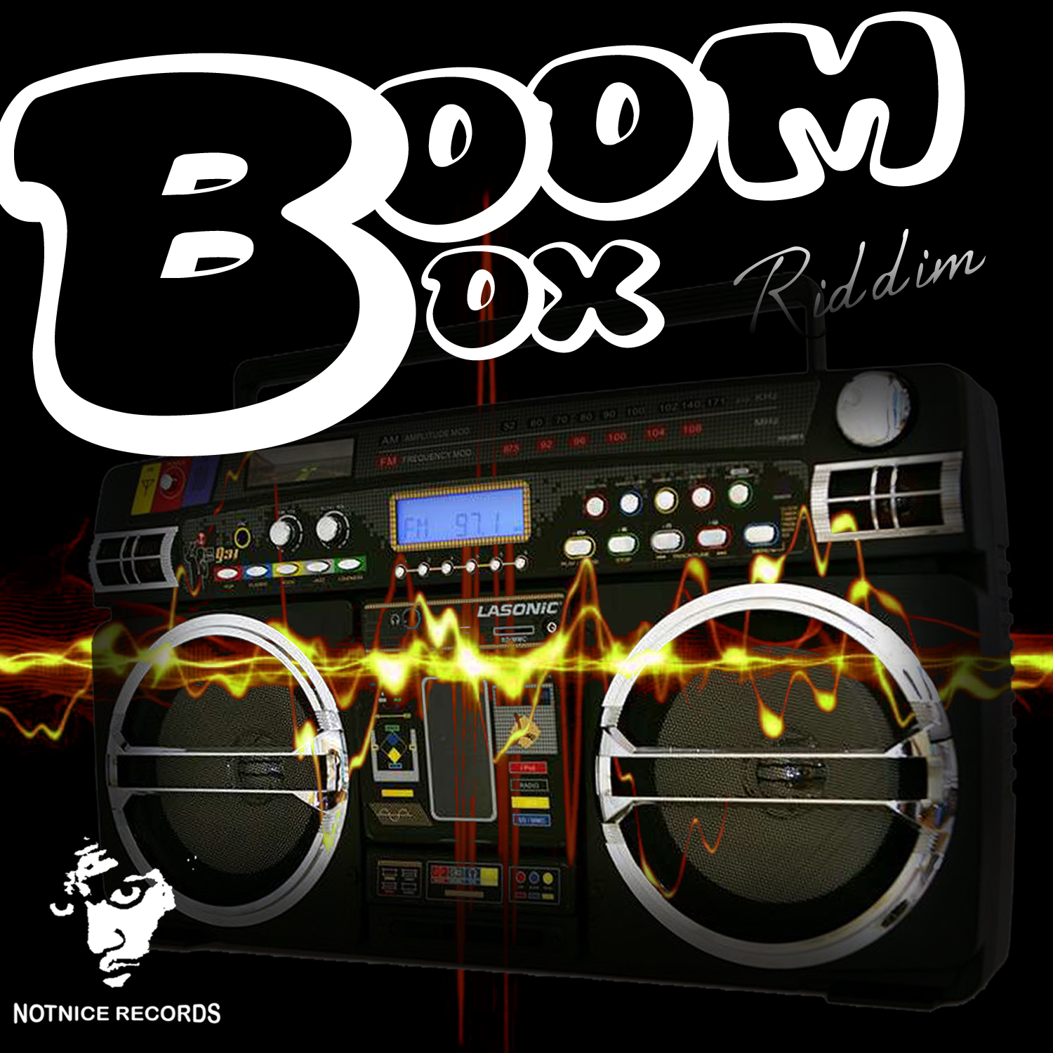 BOOM BOX RIDDIM (FULL PROMO) – NOTNICE RECORDS
