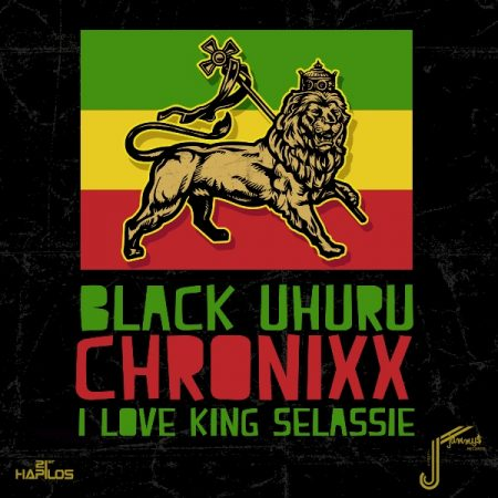 BLACK-UHURU-CHRONIXX-I-LOVE-KING-SELASSIE-Cover